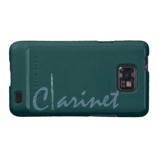 Clarinet Samsung Galaxy S2 Funda