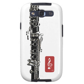 Clarinet Galaxy S3 Cases