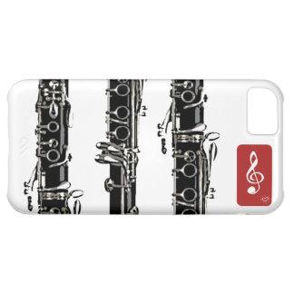 Clarinet Case For iPhone 5C