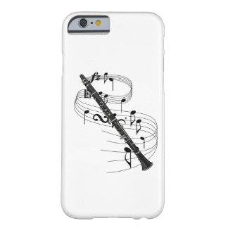 Clarinet Barely There iPhone 6 Case