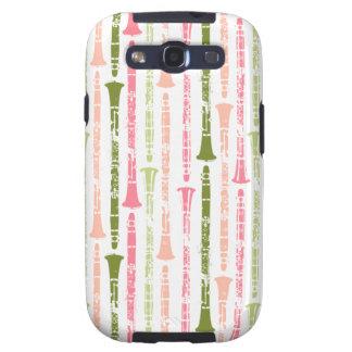 Clarinet Samsung Galaxy S3 Carcasas