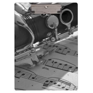 Clarinet Clipboards