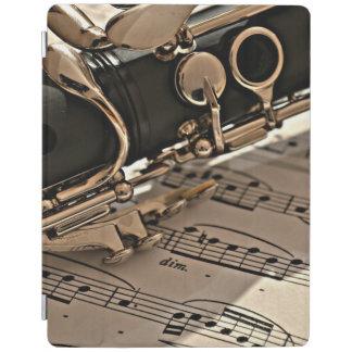 Clarinet Close up iPad Smart Cover