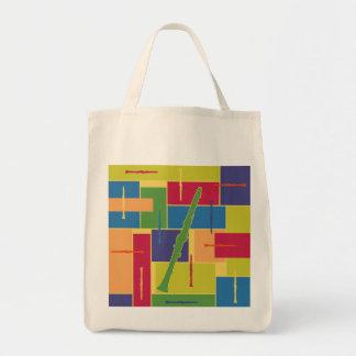 Clarinet Colorblocks Bag