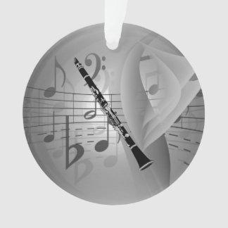 Clarinet con acentos musicales