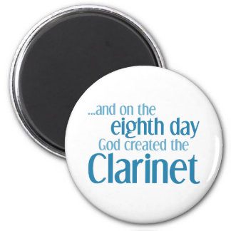 Clarinet Creation Magnet