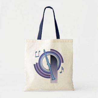 Clarinet Deco2 Tote Bag