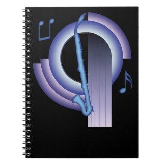 Clarinet del alto de Deco Note Book