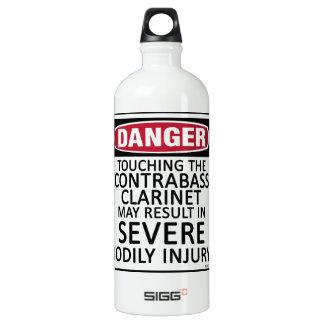 Clarinet del Contrabass del peligro