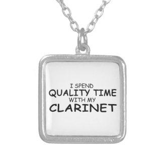 Clarinet del tiempo de la calidad joyerias