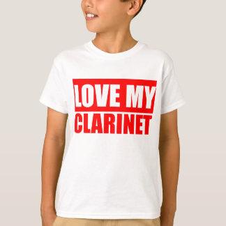 Clarinet divertido playera
