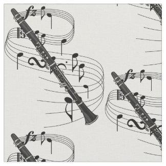 Clarinet Fabric