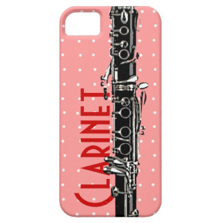 Clarinet iPhone 5 Case-Mate Carcasa