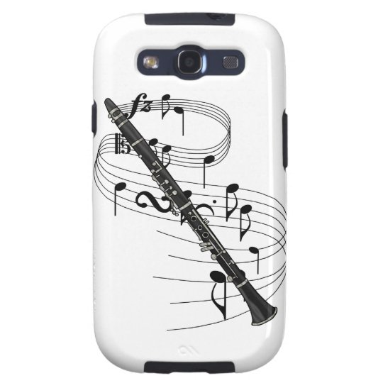 Clarinet Galaxy S3 Cover