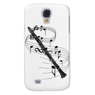 Clarinet Galaxy S4 Cover