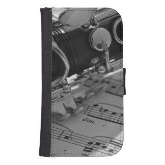 Clarinet Galaxy S4 Wallet Case