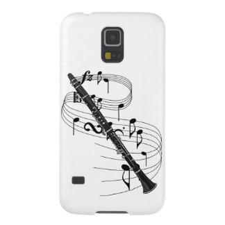 Clarinet Galaxy S5 Case