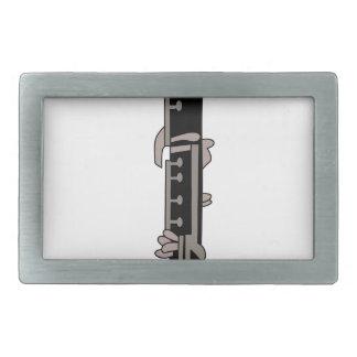 Clarinet Hebillas De Cinturon Rectangulares
