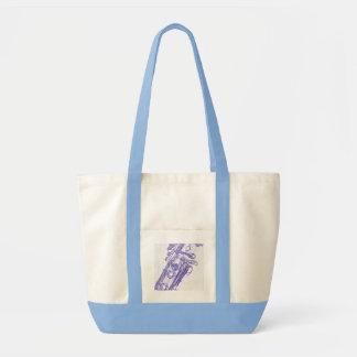 Clarinet Impulse Tote Bag