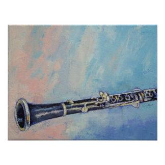 Clarinet Invitation