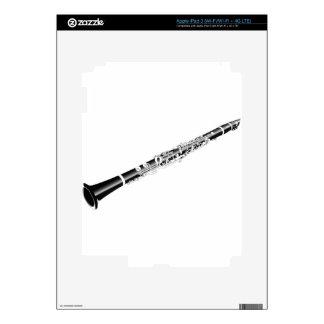 Clarinet iPad 3 Skin