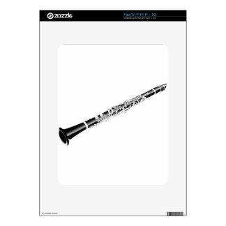 Clarinet iPad Decals