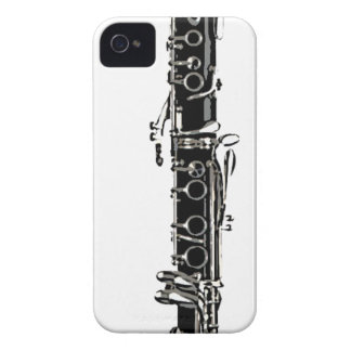 Clarinet iPhone 4 Case