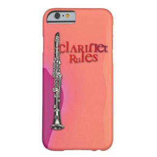 Clarinet iphone 6 case
