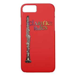 Clarinet iPhone 7 case