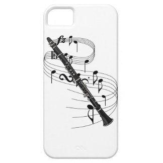 Clarinet iPhone SE/5/5s Case