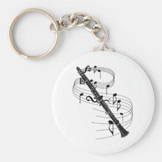 Clarinet Key Chains