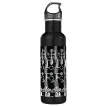 Clarinet Liberty Stainless Steel Water Bottle