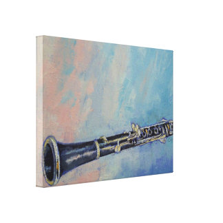 Clarinet Lona Estirada Galerias