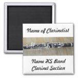 Clarinet Magnets