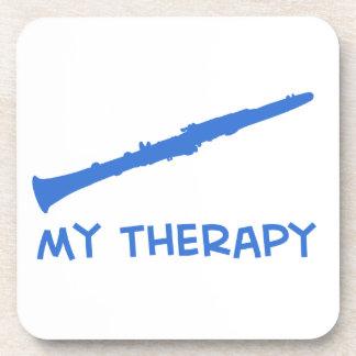 Clarinet mi terapia posavasos
