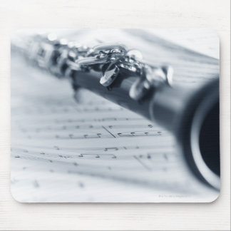 Clarinet Mouse Pad