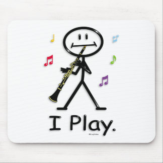 Clarinet Mouse Mat