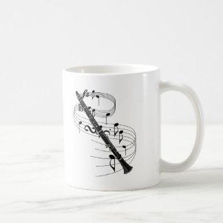 Clarinet Coffee Mug