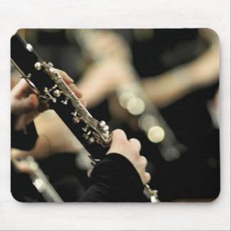 Clarinet - Music = Life Mouse Pad