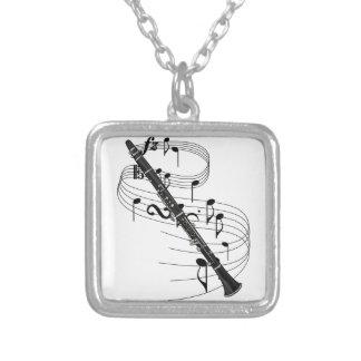 Clarinet Necklaces