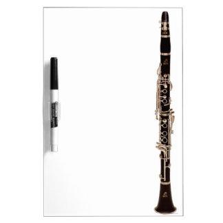 Clarinet Pizarra