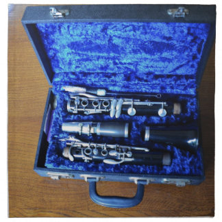 Clarinet plano de B Servilleta