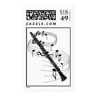 Clarinet Postage