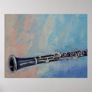 Clarinet Print
