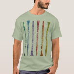 Clarinet Rainbow T-Shirt