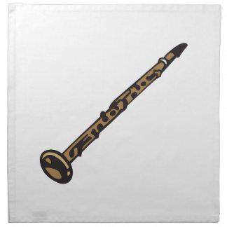 Clarinet Servilletas De Papel