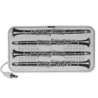 Clarinet Speaker System