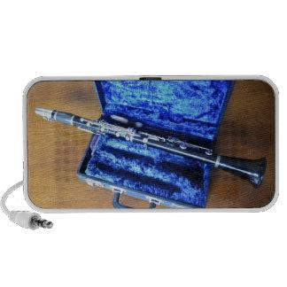 Clarinet Notebook Speaker
