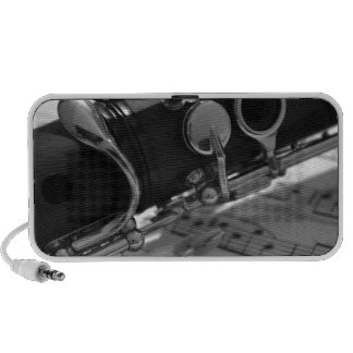 Clarinet Travelling Speakers