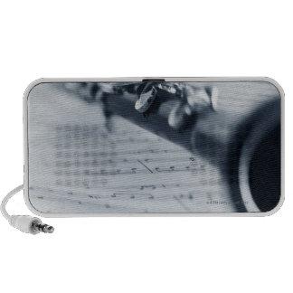 Clarinet iPod Speakers